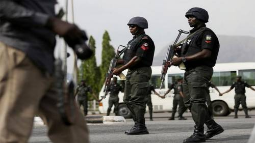 Delta Police Commissioner Sacks Two Officers. See Why