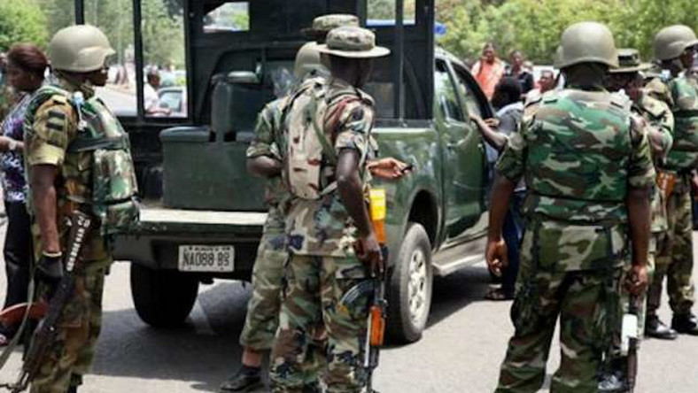 Curfew Violation: Shock As Soldiers Allegedly Beat Taxi Driver To Death In Jos