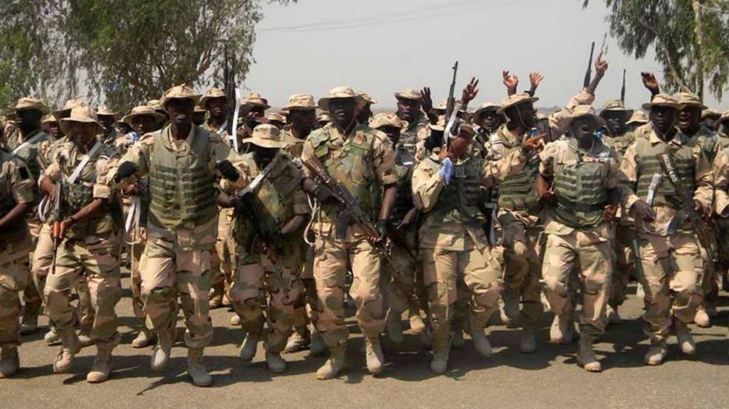 Nigerian Army Neutralises Six ISWAP Terrorists, Recovers Arms, Ammunitions