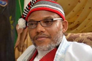 Nnamdi Kanu's Lead Lawyers Visit Client In Detention, State What IPOB Leader Wants From His Supporters