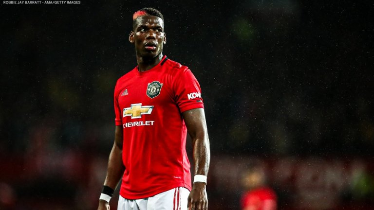 Raiola: Pogba Could Leave Manchester United Next Year