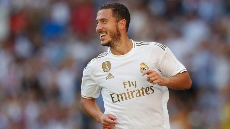 Real Madrid To Sell Hazard In January