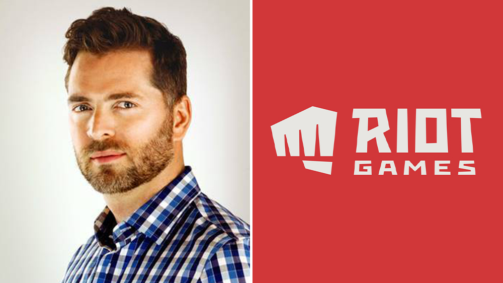Riot Games Entertainment Names Brian Wright Chief Content Officer