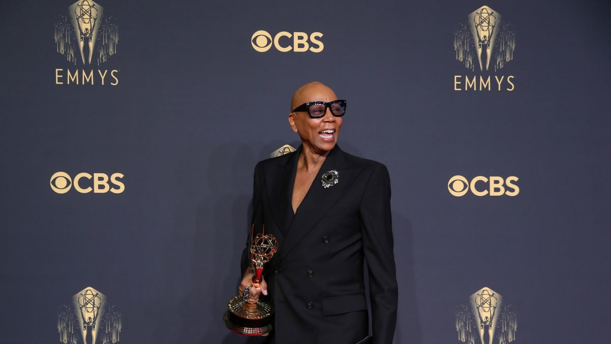 RuPaul now has the most Emmy wins by a person of color in history