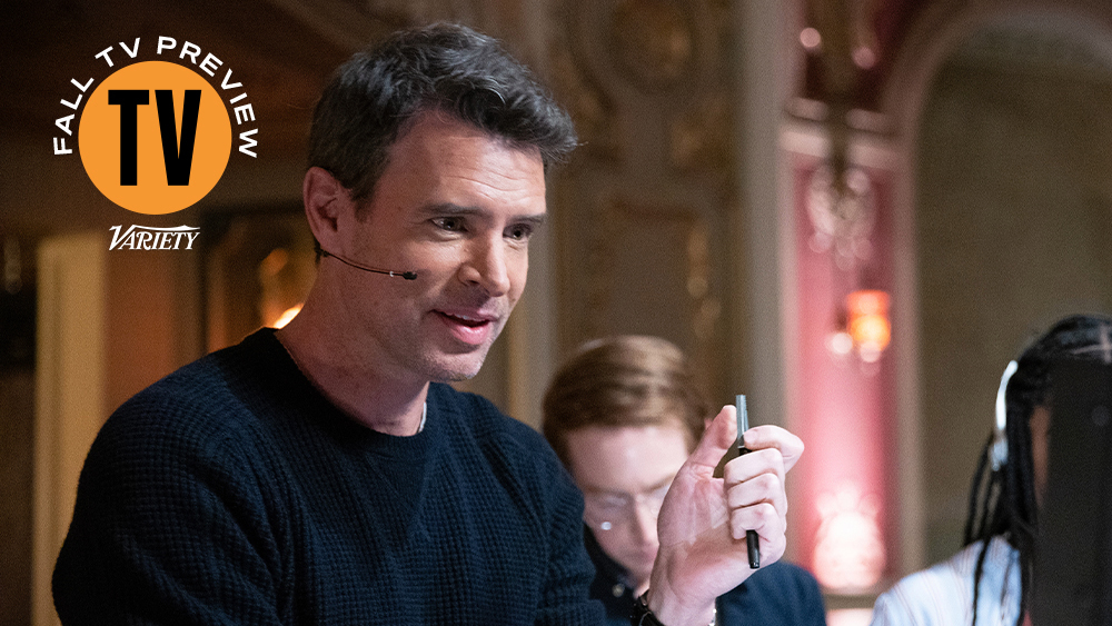 Scott Foley on Real-Life Producer Influences for His 'Big Leap' Role
