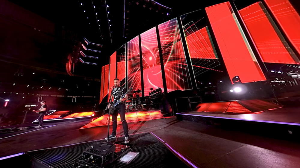 Stageverse Launches 'Muse: Enter The Simulation' VR Concert Experience