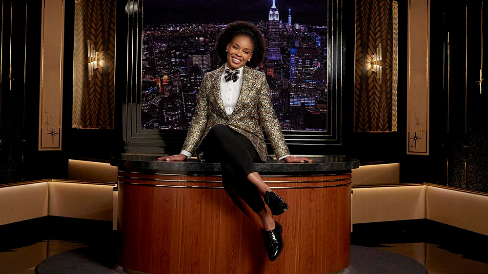 'The Amber Ruffin Show' Renewed for Season 2 at Peacock