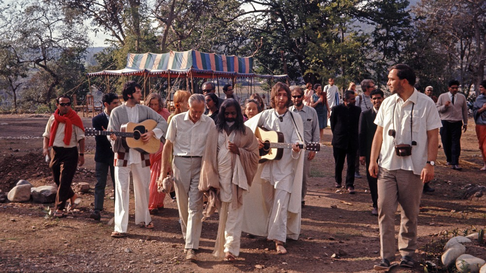 'The Beatles and India' Sold to HBO Max, BritBox, Channel 4