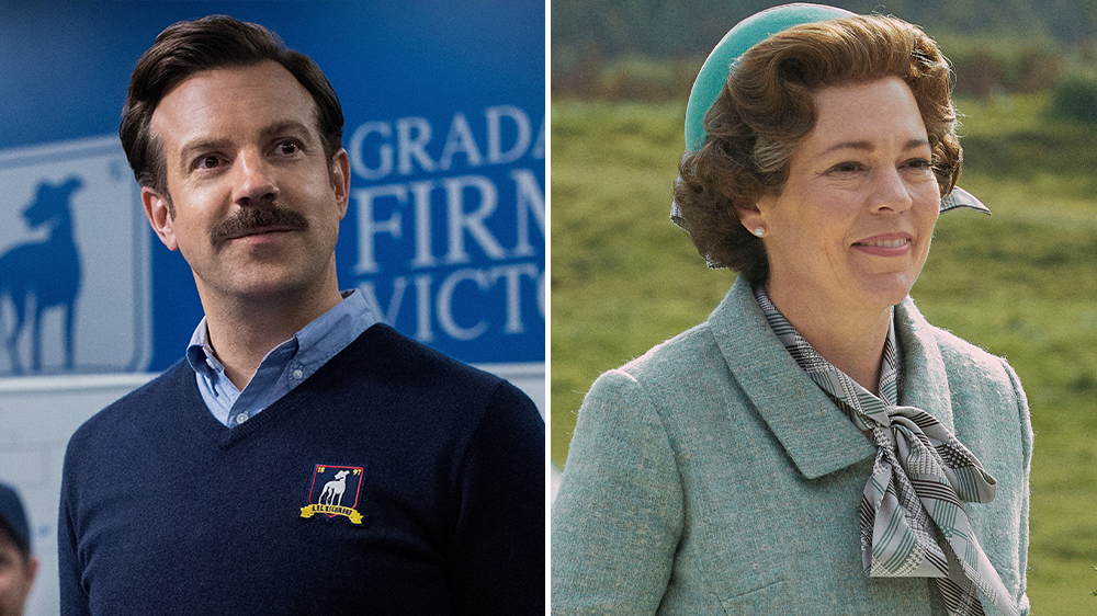 The Crown, Ted Lasso, Queen's Gambit Among Big Winners at Emmys 2021