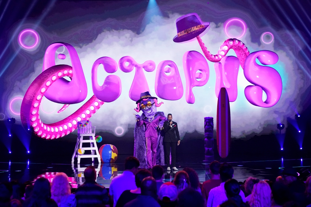 'The Masked Singer' Season 6 Premiere Reveals Identity of the Octopus