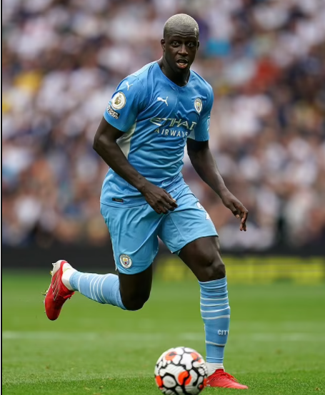 Update: Manchester City Star Benjamin Mendy To Remain In Custody Until Next Year Over Four Rape And One Sex Assault Charges