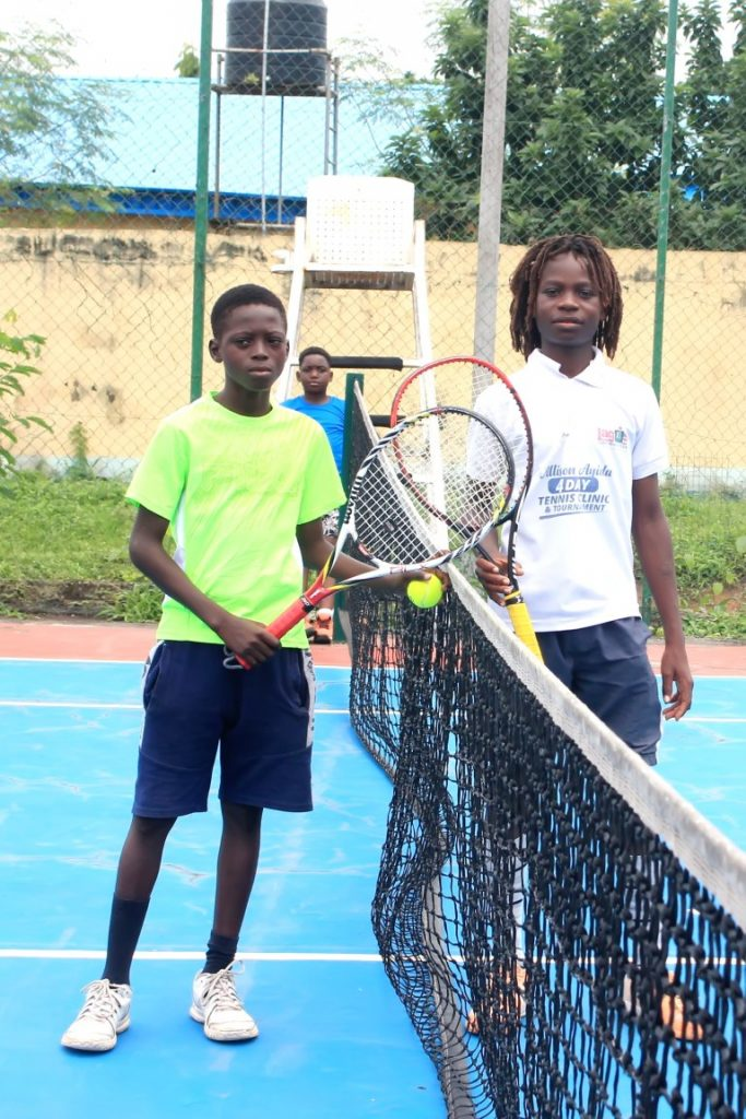 Winners Emerge In FAAN Tennis Club Annual Age Grade Tennis Competition