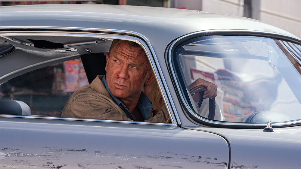 Zurich Shakes Up Theatrical Experience With James Bond