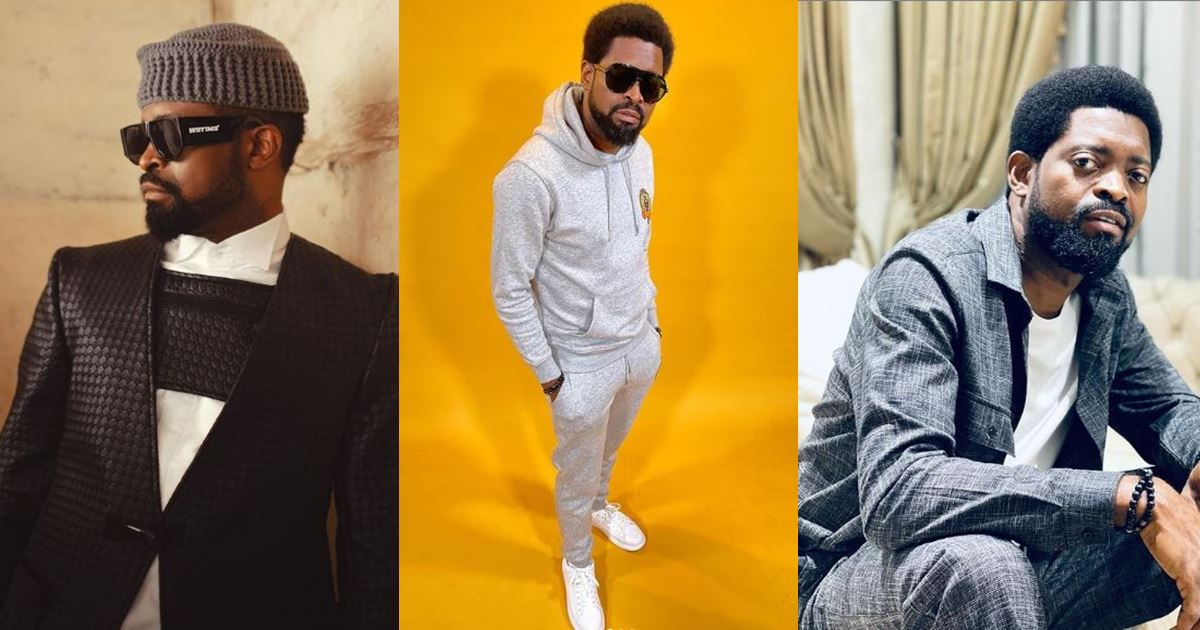 Comedian, Basketmouth celebrates 43rd birthday today