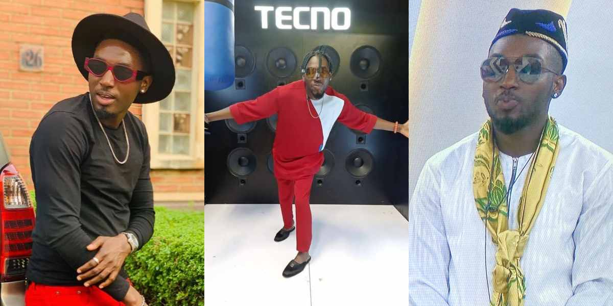 Jaypaul gets evicted from the Big Brother Naija house