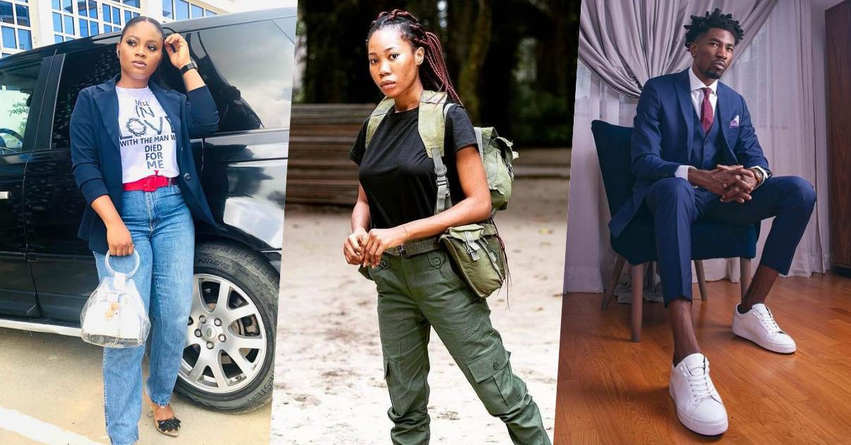 Actress Lizzy Jay blasts those criticizing 'only Tega' amid affair with Boma