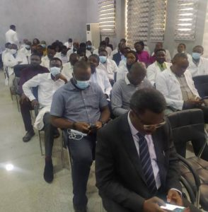 Court Begins Sitting To Decide Tussle Between Nigerian Government, Striking Doctors