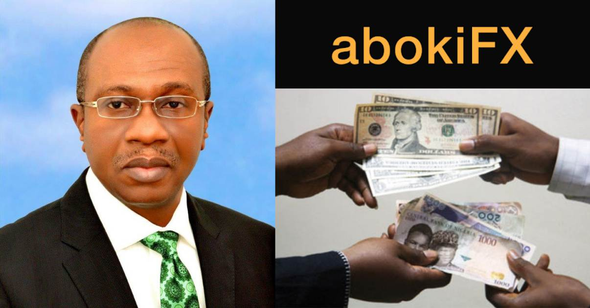 """""""Come out, let's fight"""" – CBN governor says, declares owner of AbokiFx wanted (Video)"""