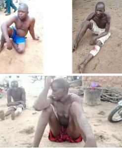 11 Bandits Neutralised, Others Including NSCDC Personnel Apprehended In Kogi
