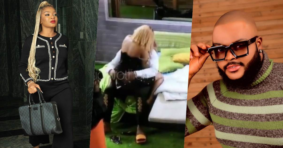 Queen kisses WhiteMoney passionately after warning against such acts (Video)