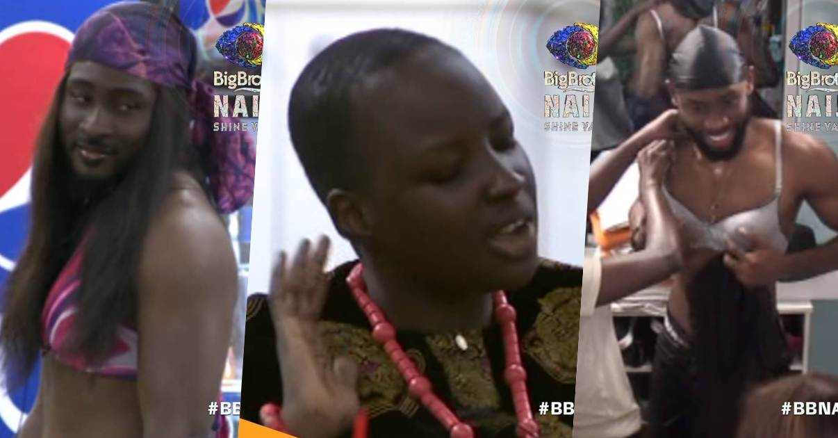 Biggie challenges housemates to mimic one another for a day (Video)