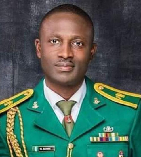Military Refuses To Give Update On Major Abducted At NDA