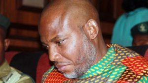 Nnamdi Kanu's Lawyer Slams N50m Suit Against DSS Over 'Humiliation'