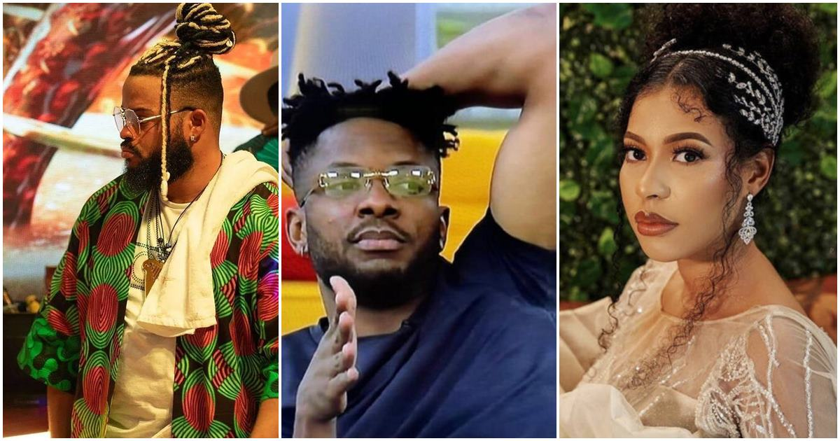 """#BBNaija: """"I nominated WhiteMoney and Nini because it's a game, I was just calling names"""""""