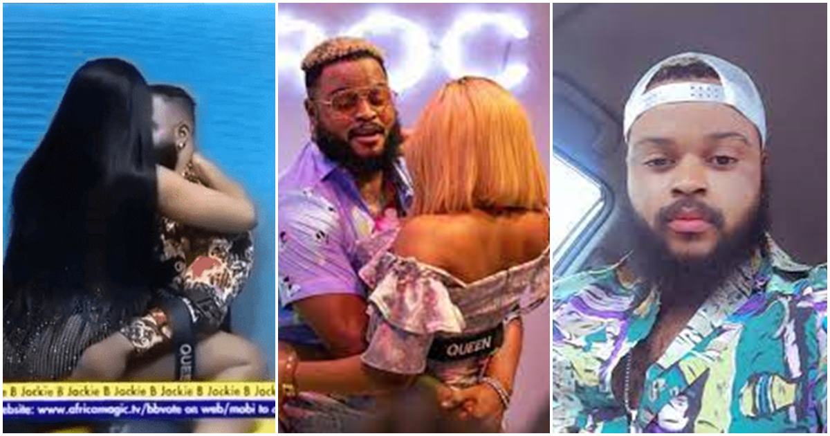 """#BBNaija: """"If you win HOH, don't pick me as your deputy, I will not accept"""""""