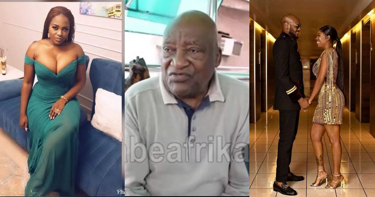 Netizens dig out old video of Pero's father claiming that 2face Idibia married his daughter before marrying Annie