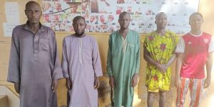 Five Suspected Ritualists Arrested for Beheading Commercial Sex Worker in Kwara (Photo)