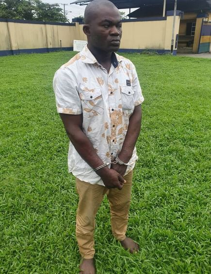 Suspected Sea Pirate Arrested Over Abduction Of 8 Boat Passengers In Rivers