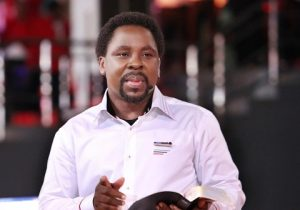 EFCC Invites TB Joshua's Disciples Over Alleged Looting Of Funds