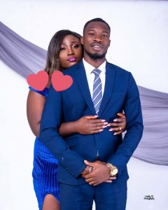 """""""It All Started From DM"""" – Lady Says As She's Set to Tie The Knot With Man She Met On Twitter"""