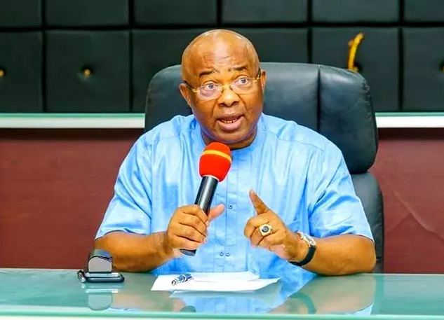 Check Out What Governor Uzodinma Has To Say About President Buhari Visit To Imo